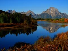 Grand Teton National Park (udbluehens) Tags: grandtetonnationalpark oxbowbend grandtetonpool grandtetonfallcolors
