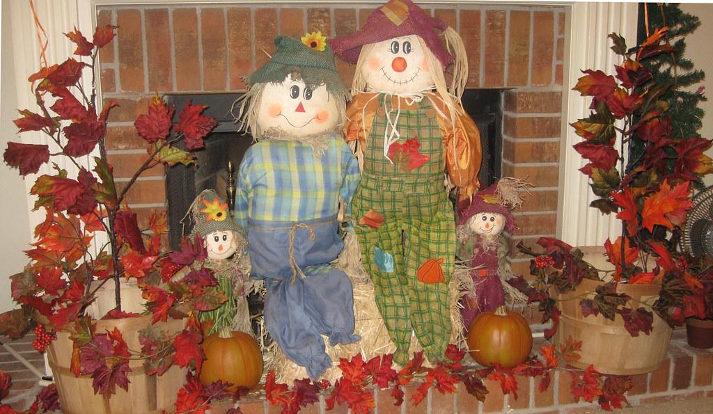 Shadowridge Fall Decorations
