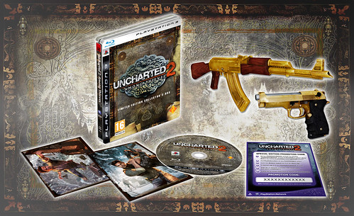 Uncharted 2 Special Edition