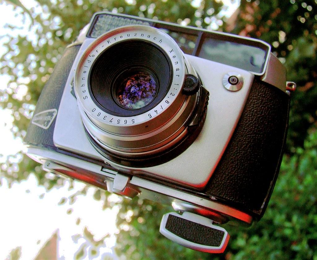 Balda Baldamatic 1 Rangefinder 35mm Camera