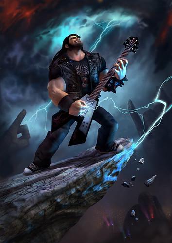 Heavy Metal Lightning