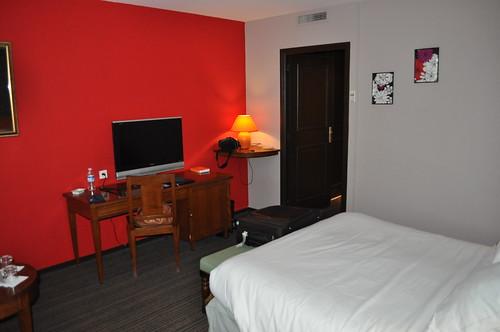 Parte principal de la habitación