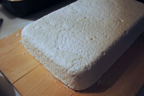 Marshmallow Slab