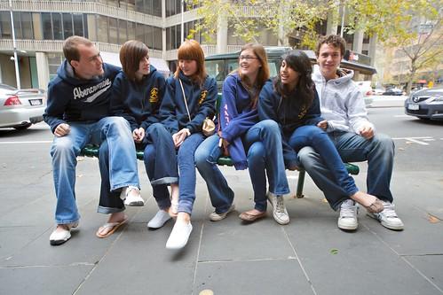 The A Team, Melbourne