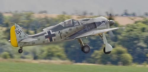 Warbird picture - Focke-Wulf Fw 190