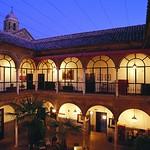 Úbeda: Patio del Palacio del Dean Ortega