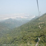 Ngong Ping 360, Giant Buddha, and Ngong Ping Village in Lantau Island