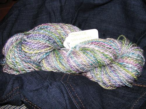 Mia's Sprite Yarn
