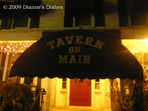 Tavern on Main Chepachet, RI