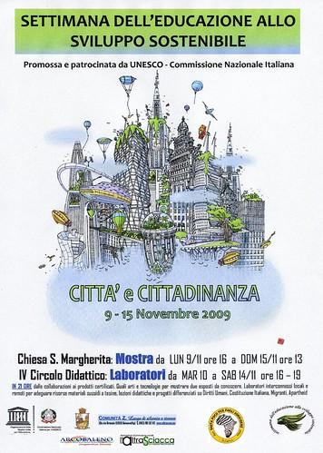 Città e cittadinanza 9 - 15 novembre 2009