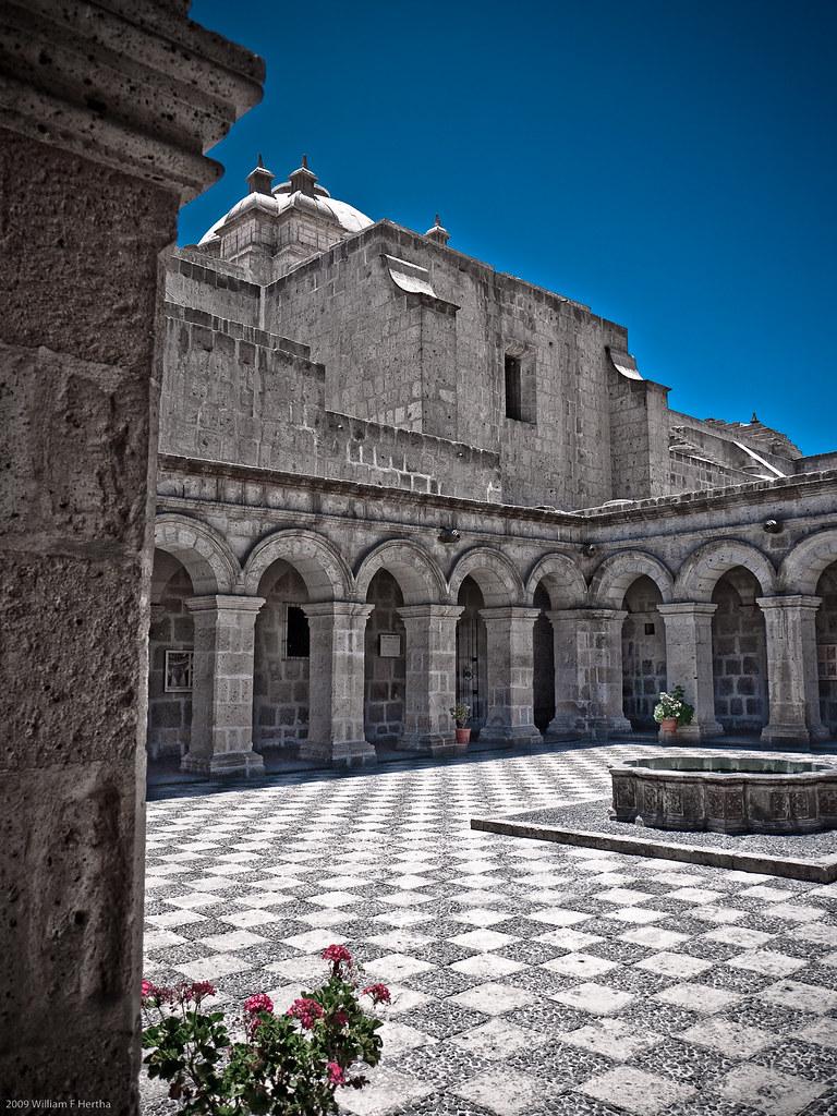 Monasterio de Santa Catalina at Arequipa