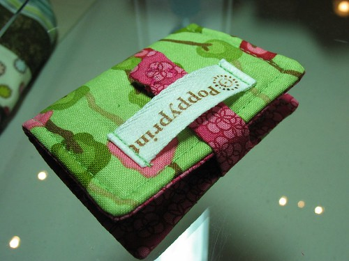 mini label needle book