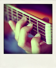 When his guitar gently weeps..