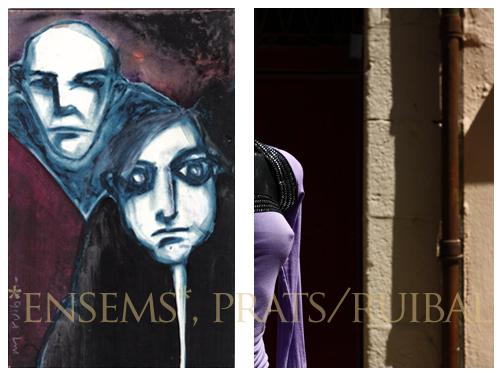 Segunda pareja, *Ensems*, Prats/Ruibal