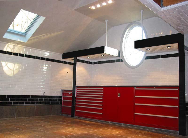 Home Mechanic Garage Layout Ideas