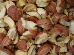 broken nuts