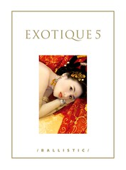 Exotique 5 limited editor cover