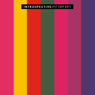 Pet Shop Boys - Introspective - Front