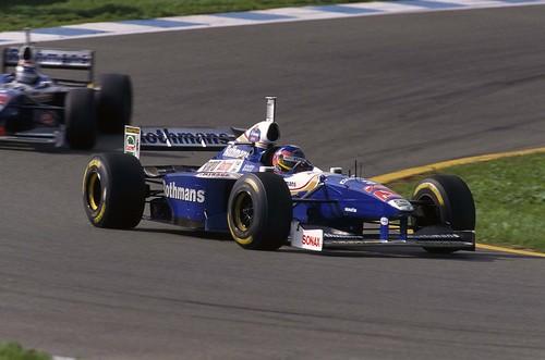 jacques villeneuve 1997. Jacques Villeneuve#39;s 1997