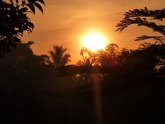 Sunset at Luang Prabang
