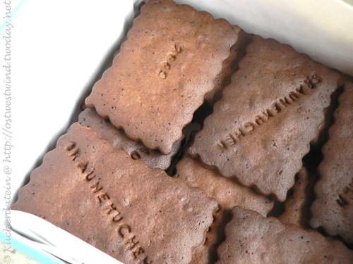 Braune Kuchen -  Konditor Andersen