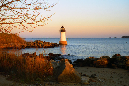 Strange New England Lighthouses Photo Of The Day Fort Pickering Download Free Architecture Designs Scobabritishbridgeorg
