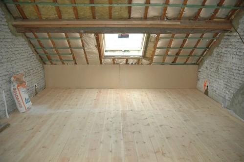 Maillen constructions projet champion transformation d - Amenagement d un grenier en chambre ...