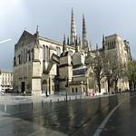 Bordeaux: Cathédrale Saint-André