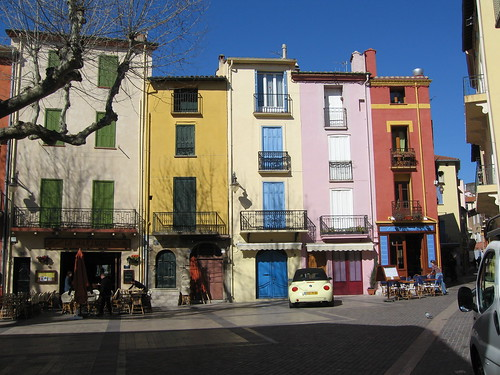 Colors in Collioures