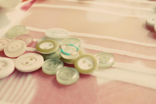 Some buttons (Copyright Hanna Andersson)