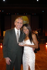 Uwe & Miss Oregon 2009
