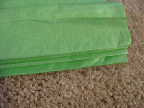 Folding attempt #1