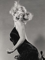 Portrait of Marilyn Monroe by Philippe Halsman (sofi01) Tags: marilynmonroe philippehalsman