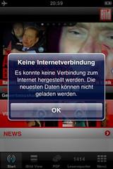BILD: iPhone-App