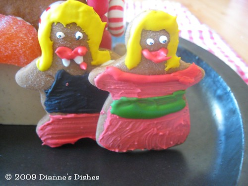 Gingerbread: Eric and Sookie