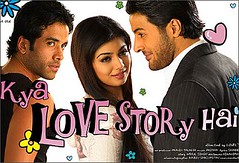[Poster for Kya Love Story Hai]