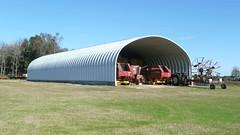 SteelMaster Metal Agricultural Storage