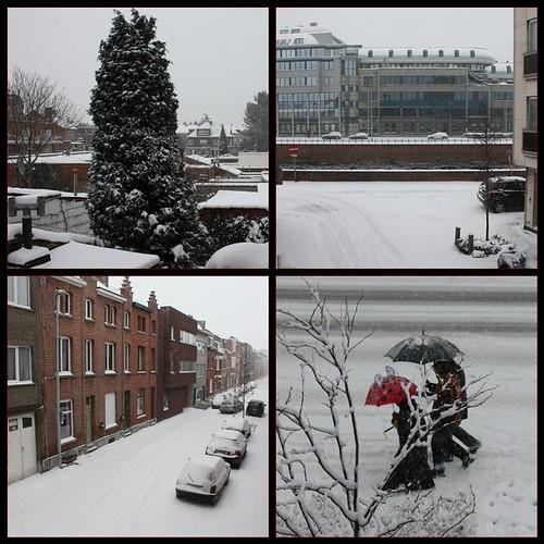 Sunday winter wonderland