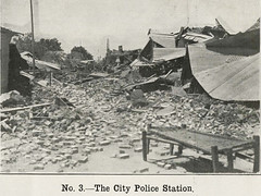 1935 quetta earthquake city police station (myprivatecollection7) Tags: city station earthquake police 1935 quetta