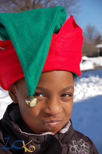Naughty Elf?