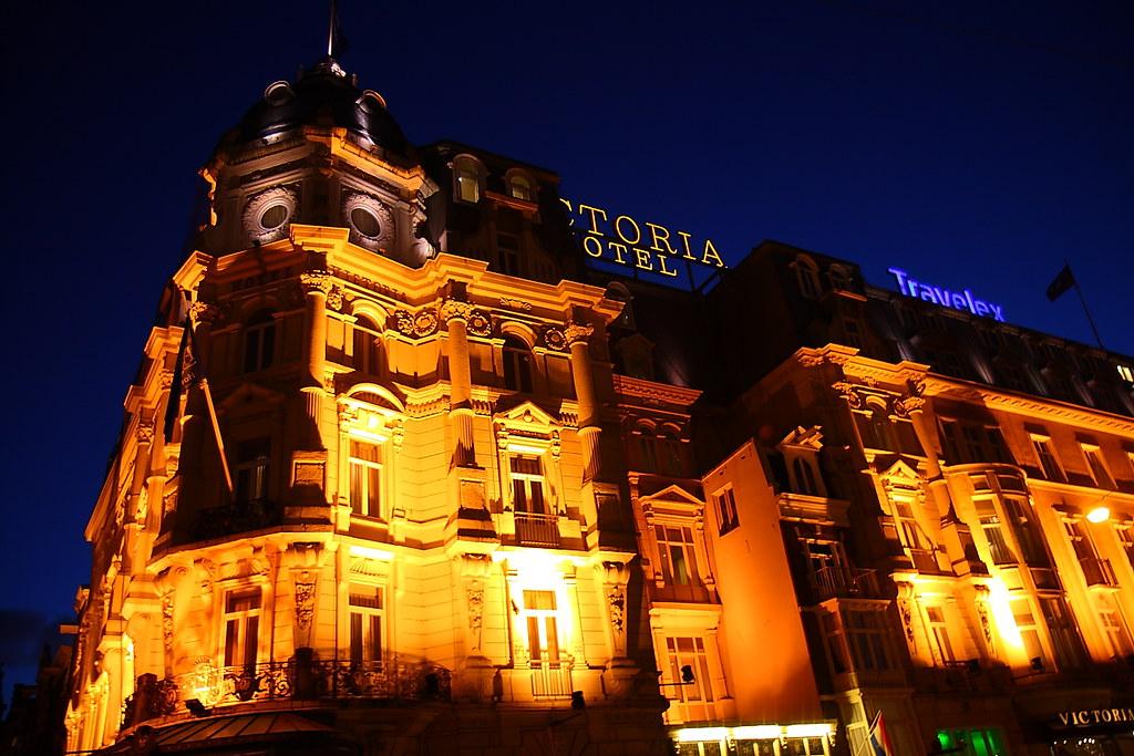 Park Plaza Victoria Hotel Amsterdam
