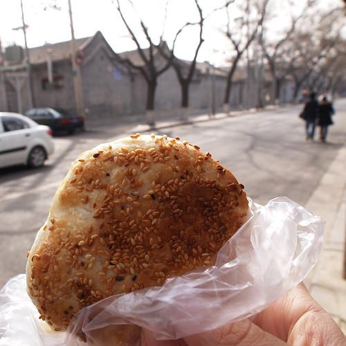 中國 > Beijing > 燒餅