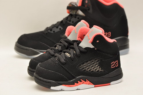 Jordan Retro V Alarming Red