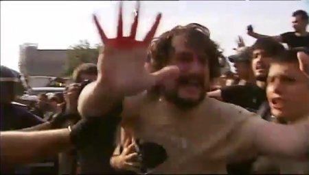11e27 Los Mozos escuadra desalojan Plaza Cataluña 5