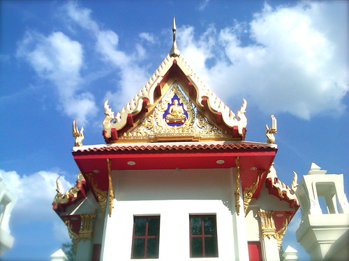 Thai temple just north of Philly