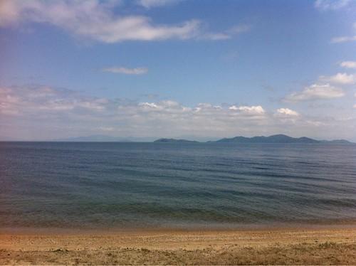 琵琶湖 Biwa lake