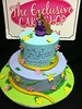 "Tangled cake • <a style=""font-size:0.8em;"" href=""http://www.flickr.com/photos/40146061@N06/5829853642/"" target=""_blank"">View on Flickr</a>"