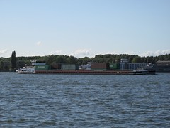 "MCS ""Invontes"" (Remmertje) Tags: amsterdam barge containers amsterdamrijnkanaal binnenvaart portofamsterdam oranjesluizen mcsinvontes"