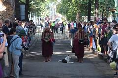 30099722 (wolfgangkaehler) Tags: 2017 asia asian southeastasia myanmar burma burmese mandalay mahagandayonmonastery mahagandayonmonastary people person monks buddhist buddhistmonasteries buddhistmonastery buddhistmonk buddhistmonks almsceremony almsbowls meal