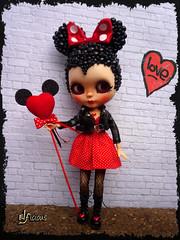 Bubble-Minnie-Mouse